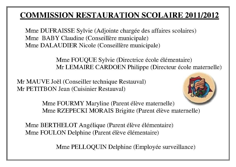 commission 2011-2012