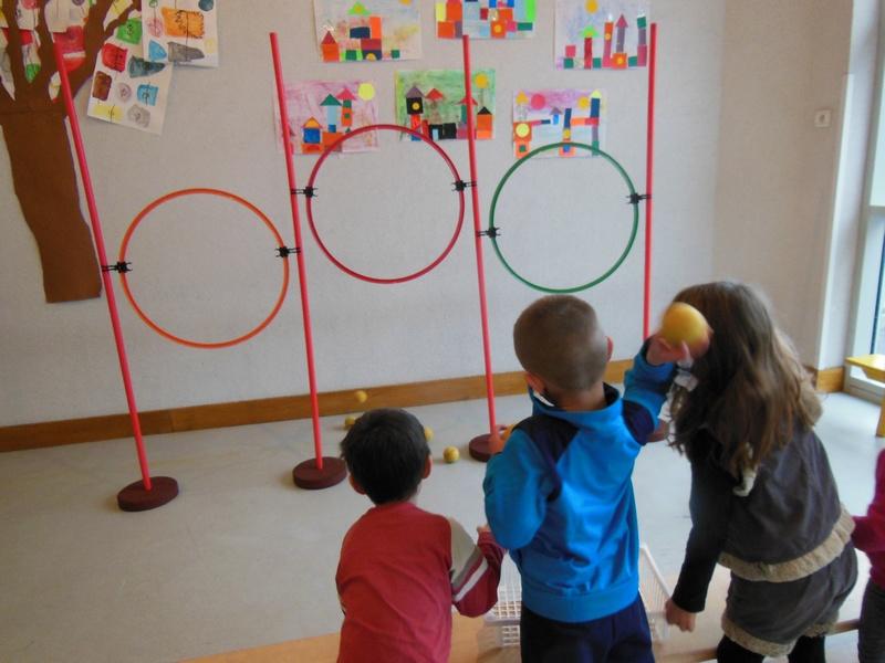 École Maternelle Jeanne Lecourt - Bléré (37) - ateliers ...