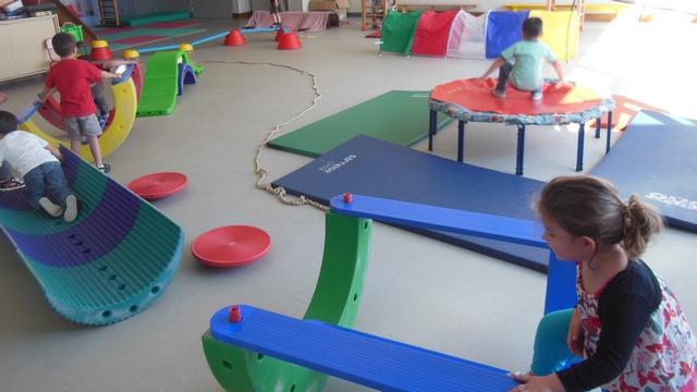 Häufig École Maternelle Jeanne Lecourt - Bléré (37) - après 1 année de  PO08